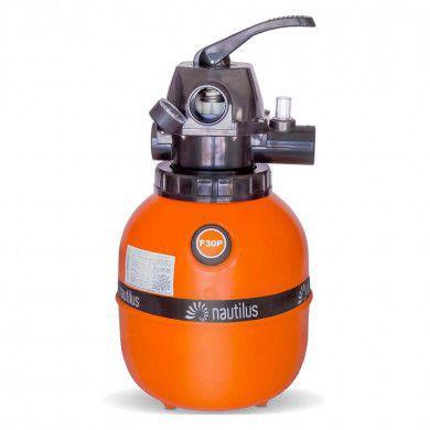 Filtro de piscina Nautilus F300P p/ até 20 mil litros