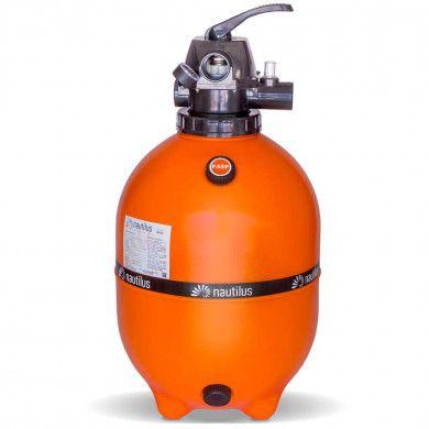 Filtro de piscina Nautilus F450P p/ até 65 mil litros