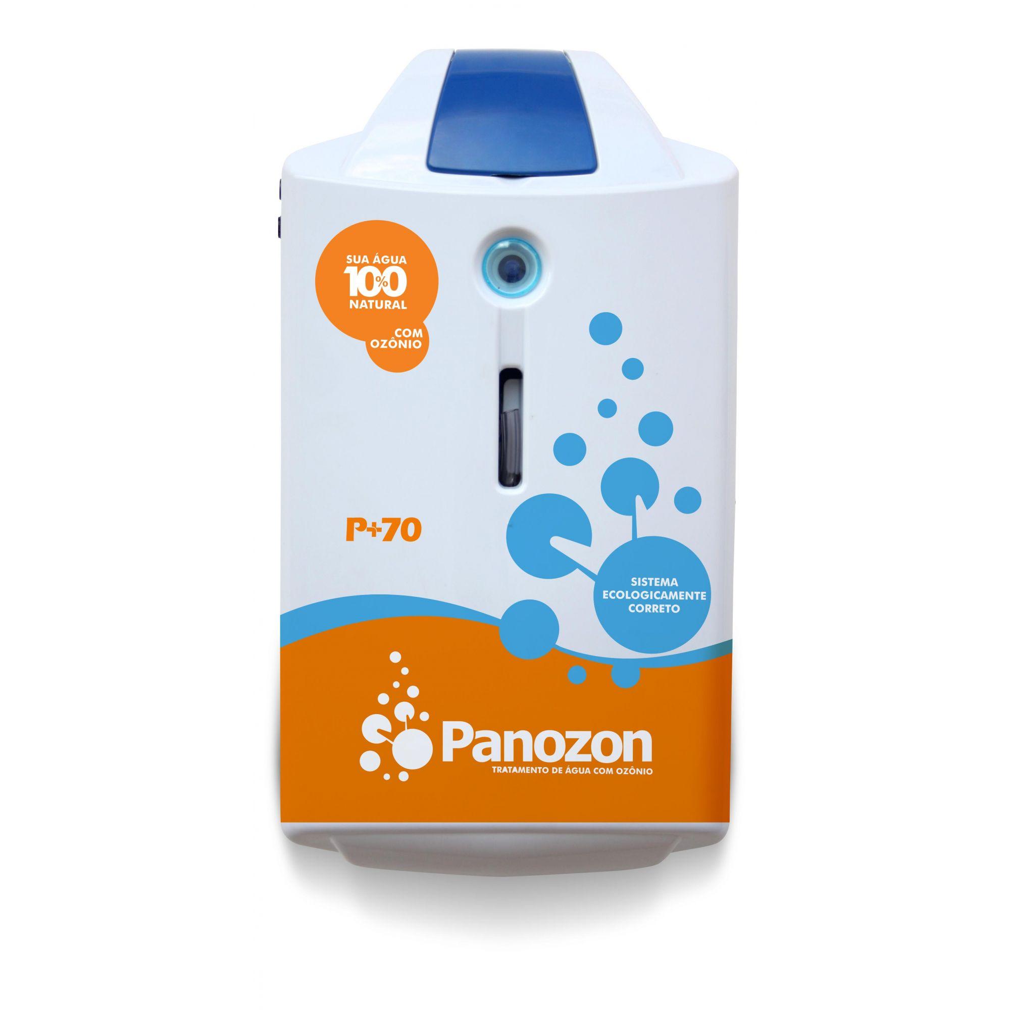 Ozônio - Panozon P+70 para Piscinas de até 70 mil litros