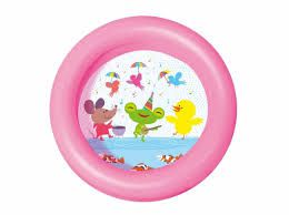Piscina Kiddie Pool Bel Fix Rosa