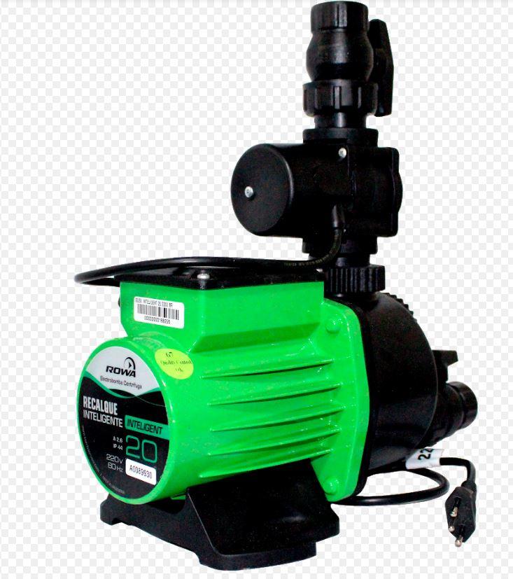Pressurizador Rowa Recalque Inteligente 20 - 220v