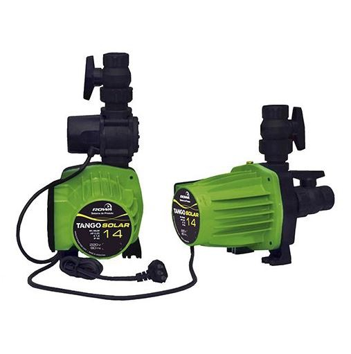 Pressurizador Rowa Tango Solar 14 - 220v
