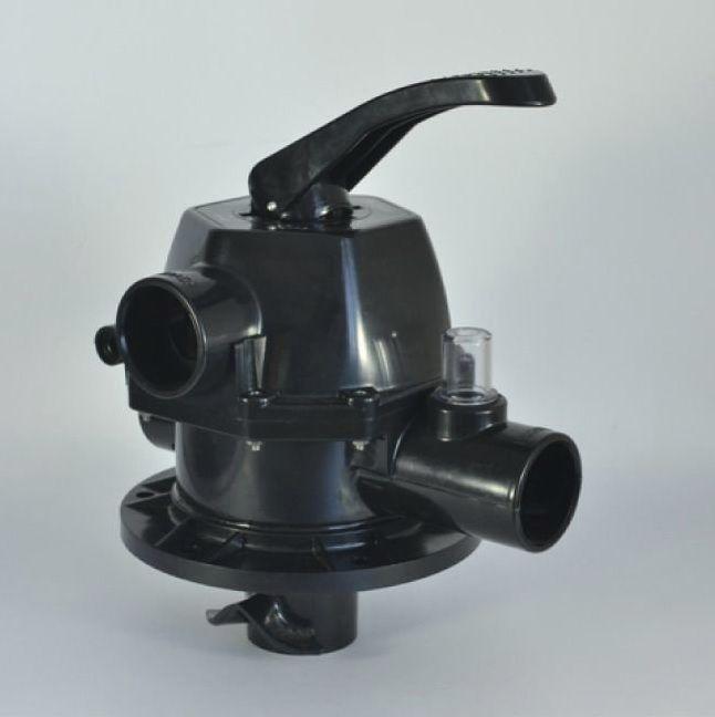 Válvula Parafusada C/ Visor E Manômetro P/ Filtros F450X a F750X - Nautilus