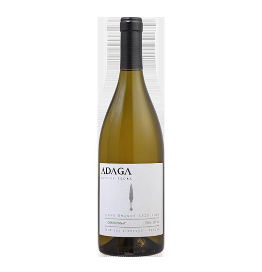 Adaga Chardonnay 2017 750ML  - Vinícola Cave de Pedra