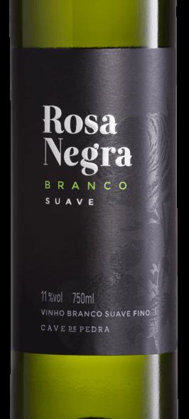 Rosa Negra Branco 2018 750ML  - Vinícola Cave de Pedra