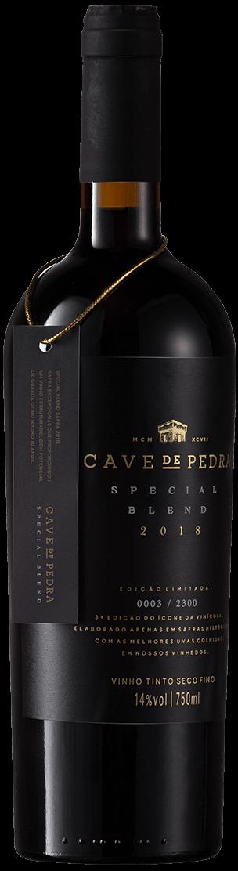 Special Blend 2018 750ML  - Vinícola Cave de Pedra