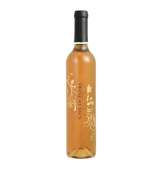 Vinho Licoroso Branco 500ML  - Vinícola Cave de Pedra