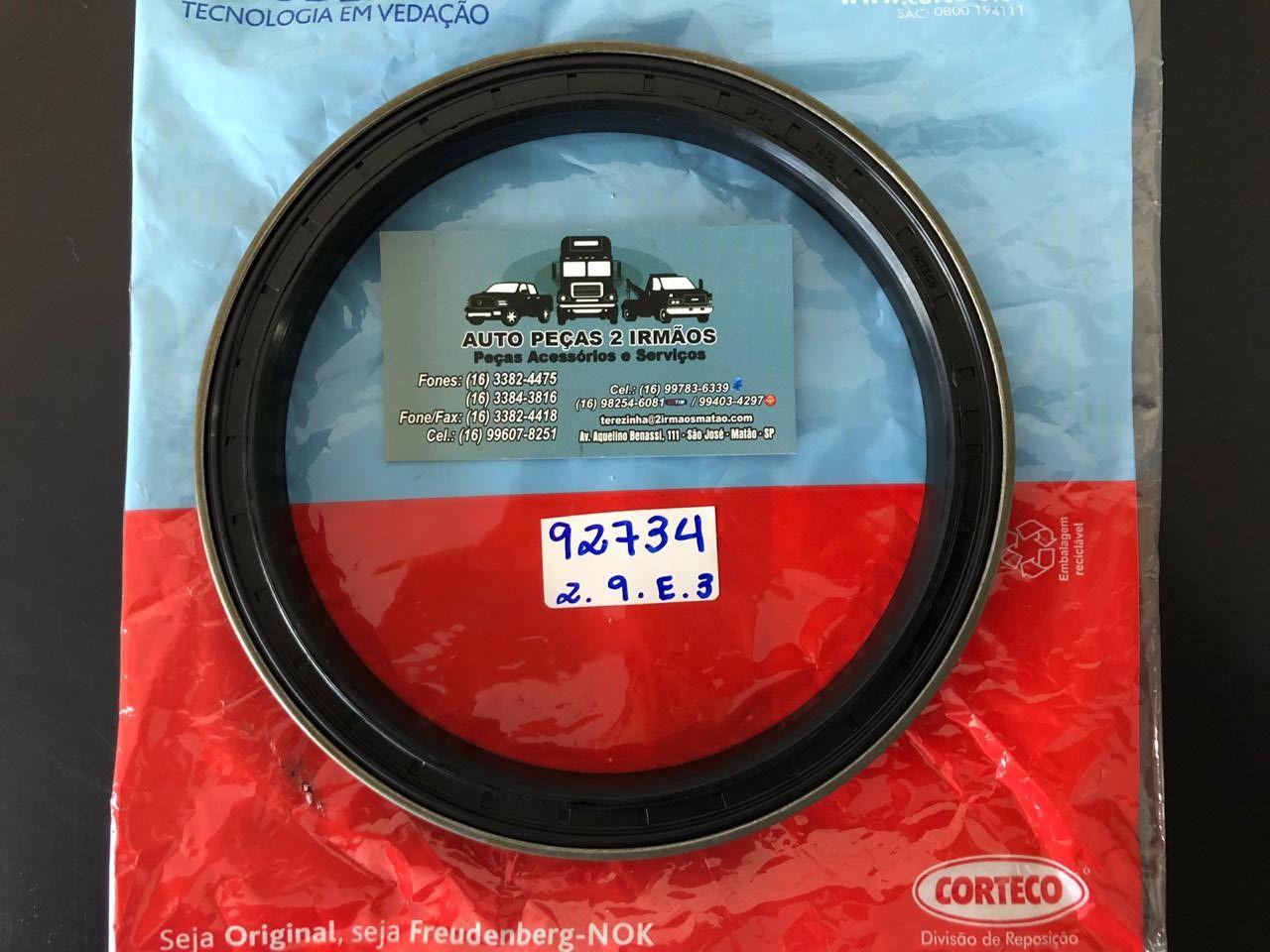Retentor Roda Traseira Scania 113 124 Sem Reducao 02151N 1409889
