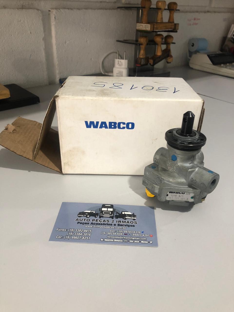 VALVULA DE FREIO DE MAO FORD CARGO/VW 9617215010 2RP607403
