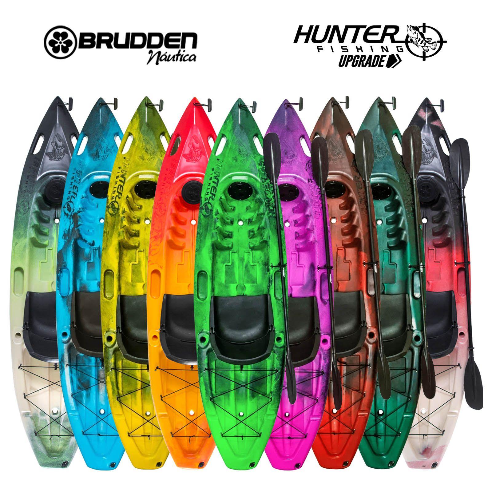 b724abfdc Caiaque Brudden Náutica Hunter Fishing Up - Fantin Store - Loja de ...