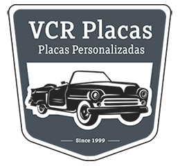 VCR Placas