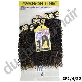 Cabelo fibra orgânica -fashion line-O`linda