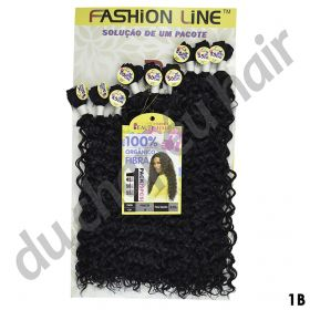 Cabelo fibra orgânica Fashion Line- Princesa