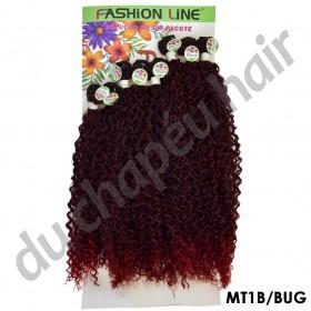 Cabelo fibra orgânica -fashion line-Rainha