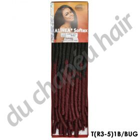 Cabelo Sintético Nina Softex \Ombre Hair-Cherey