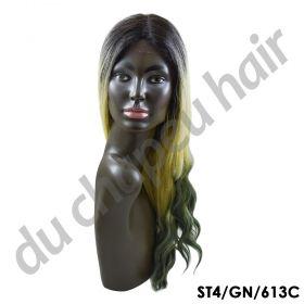 Peruca Sleek Front  Lace - Rosalina