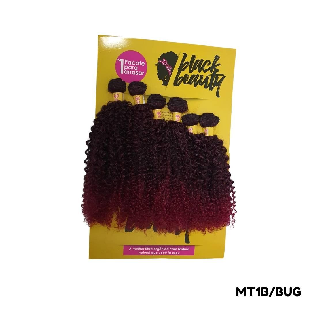 Cabelo Cacheado Cacho 0 - Black Beauty