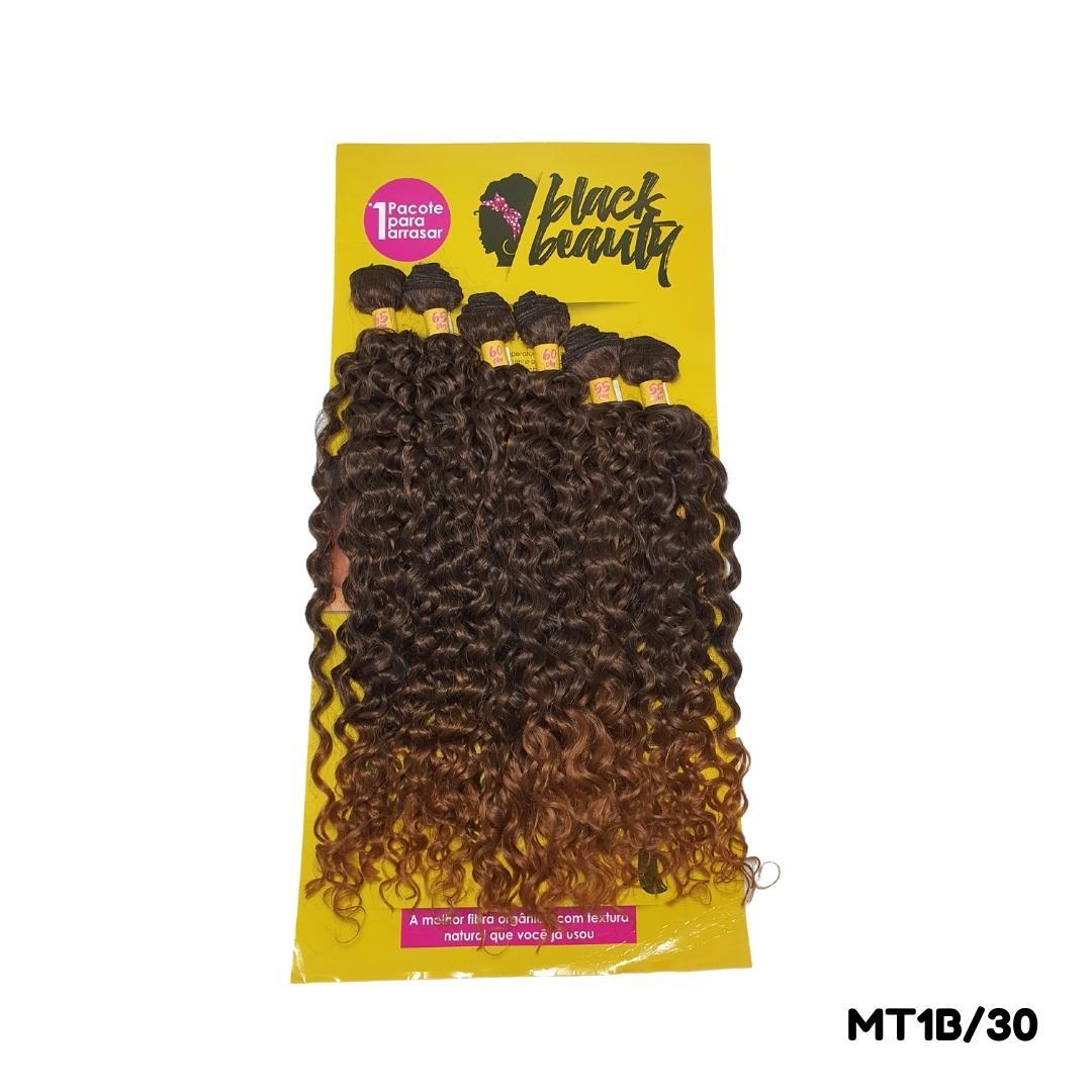 Cabelo Cacheado Cacho 3B - Black Beauty