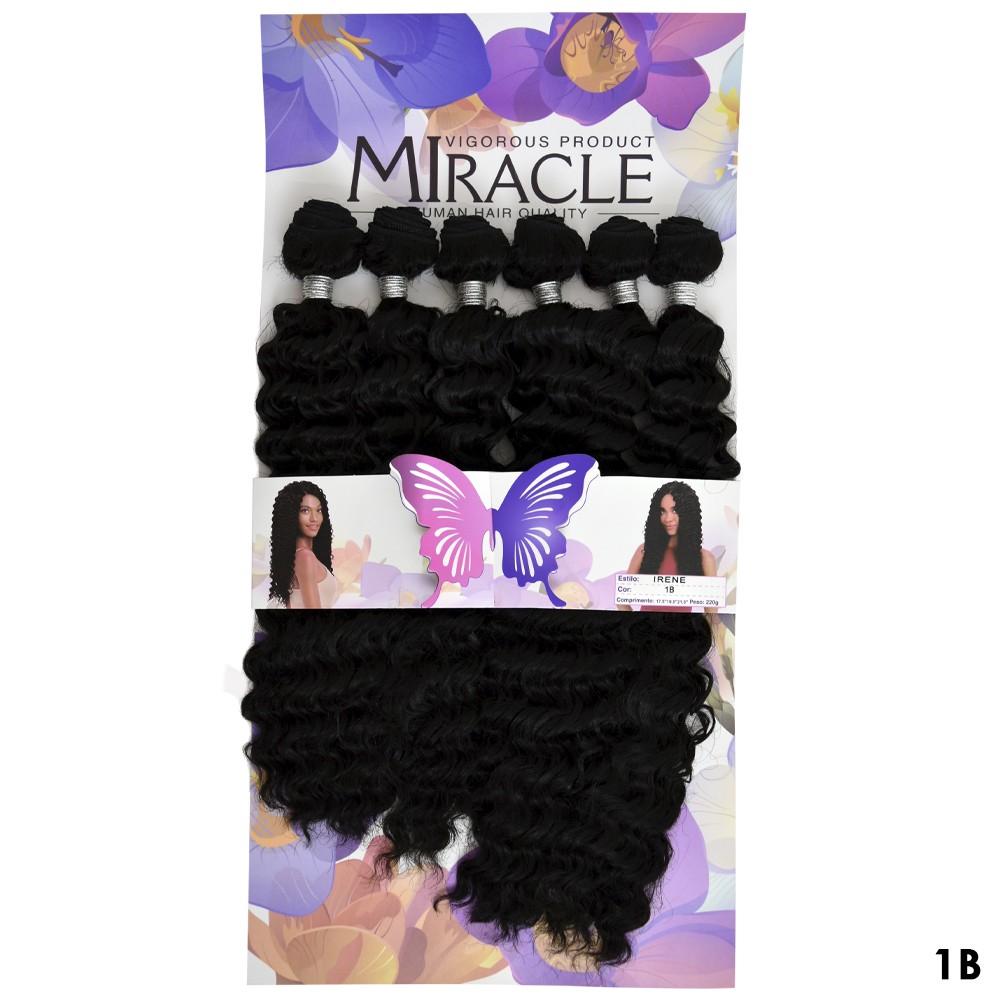 Cabelo Cacheado Irene - Sleek - Miracle