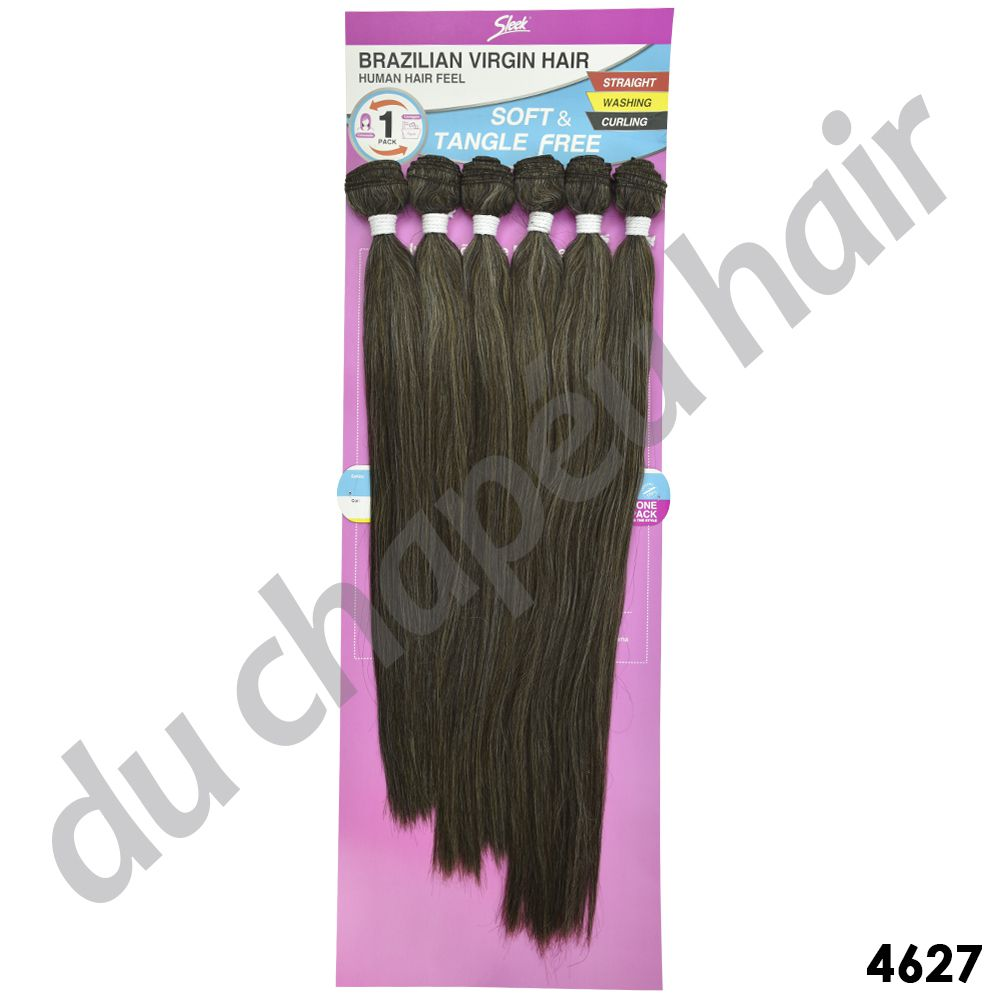 CABELO ELI - BRAZILIAN VIRGIN HAIR - SLEEK