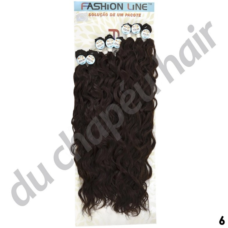 Cabelo fibra orgânica -fashion line-amorosa