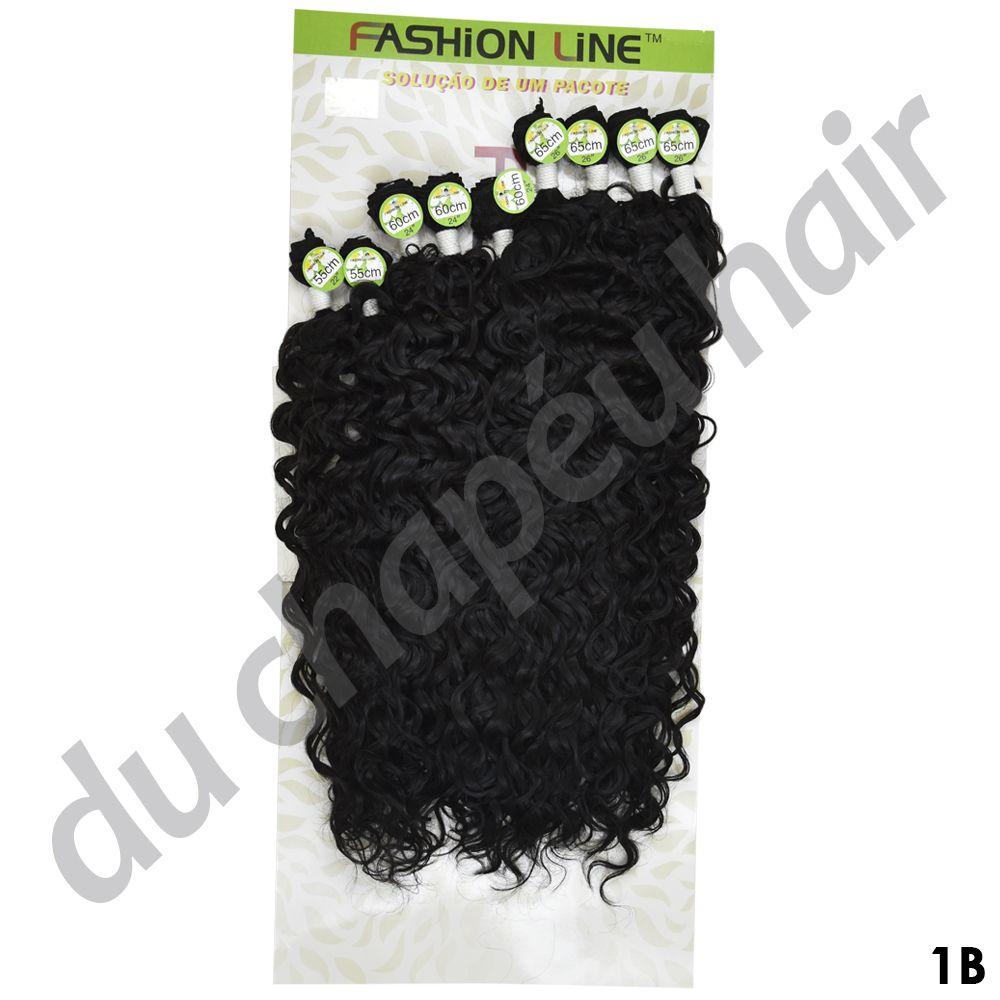 Cabelo fibra orgânica -fashion line - Lolita