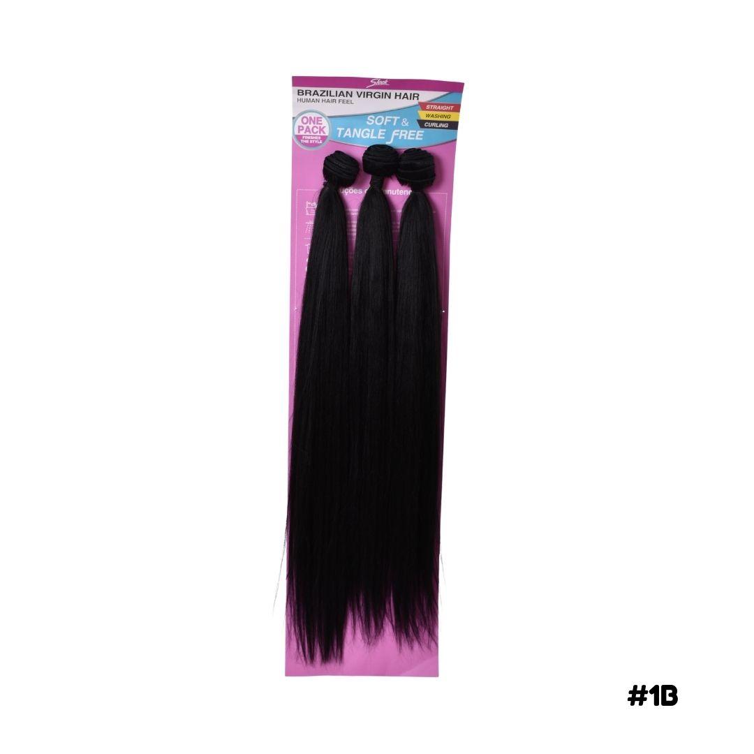 Cabelo Liso Alba  - Brazilian Virgin Hair - Sleek