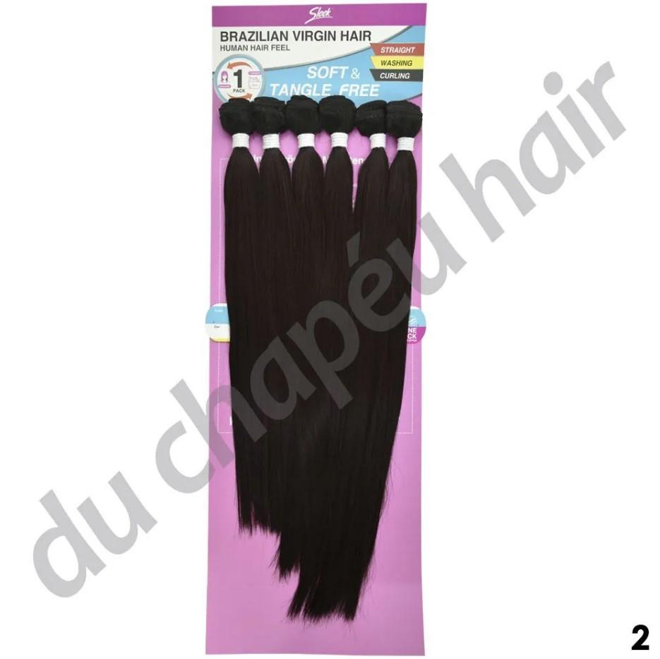 Cabelo Liso Eli - Sleek - Virgin Hair