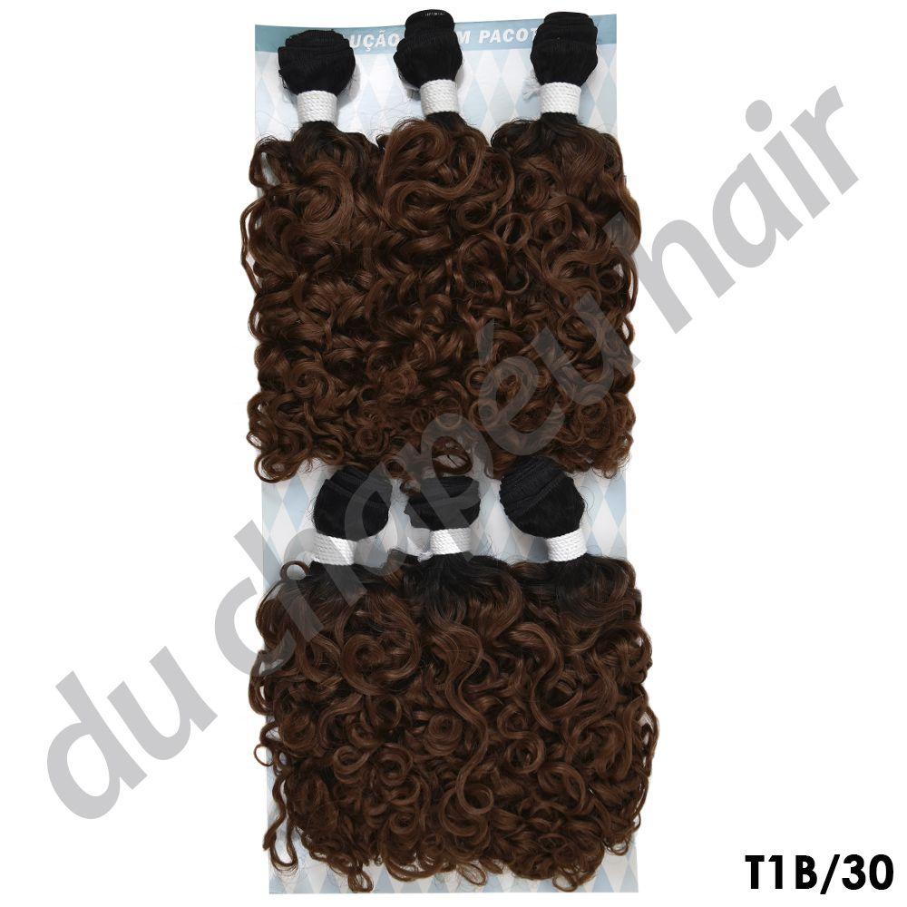 Cabelo Ondulado Caipira - Fashion Line
