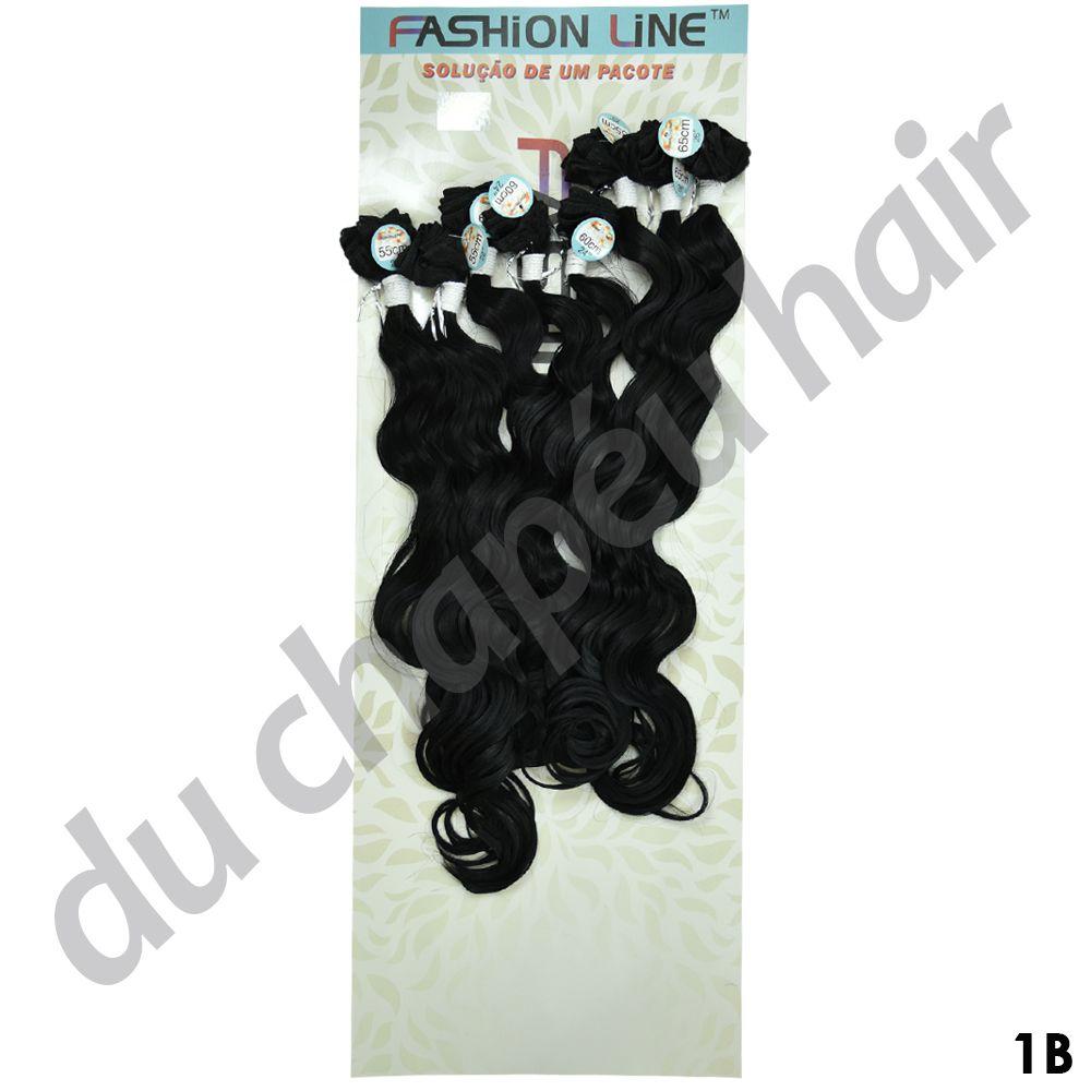 Cabelo orgânico fashion line meiga