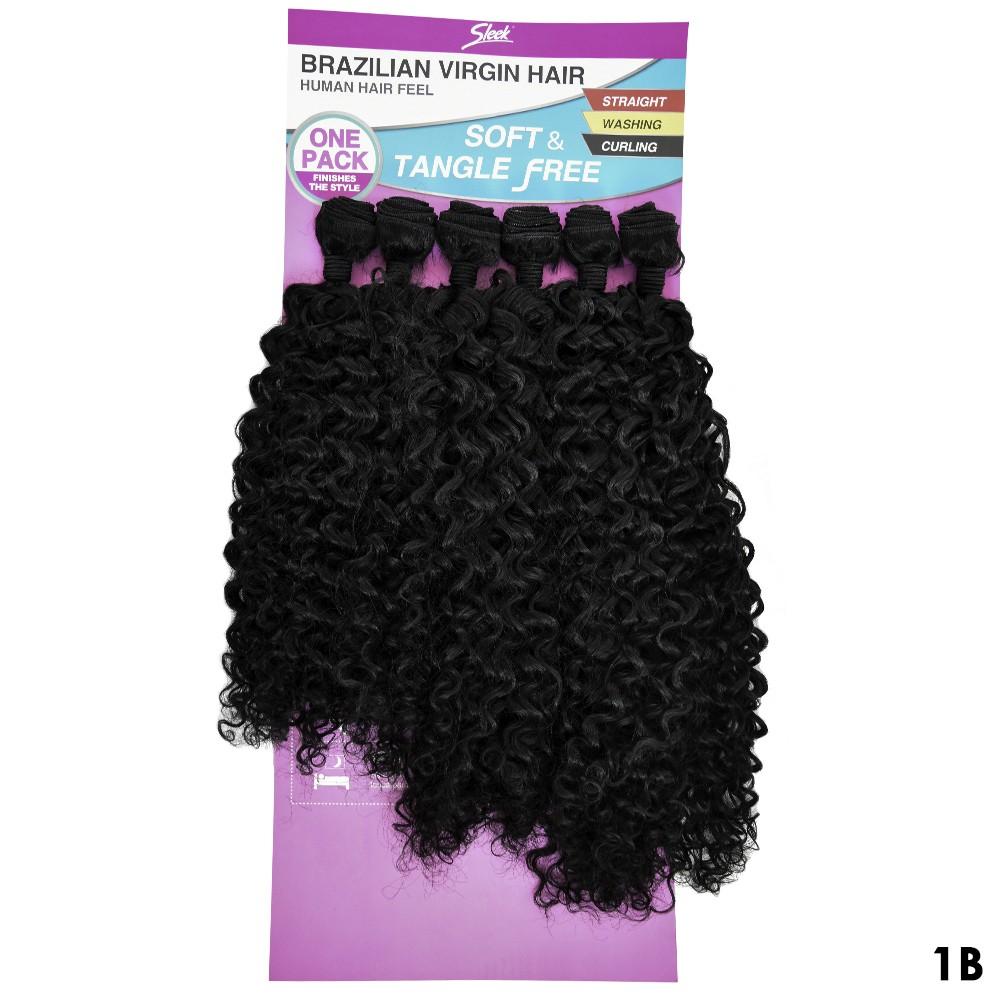 Cabelo Orgânico Freda - Sleek - Brazilian Virgin Hair