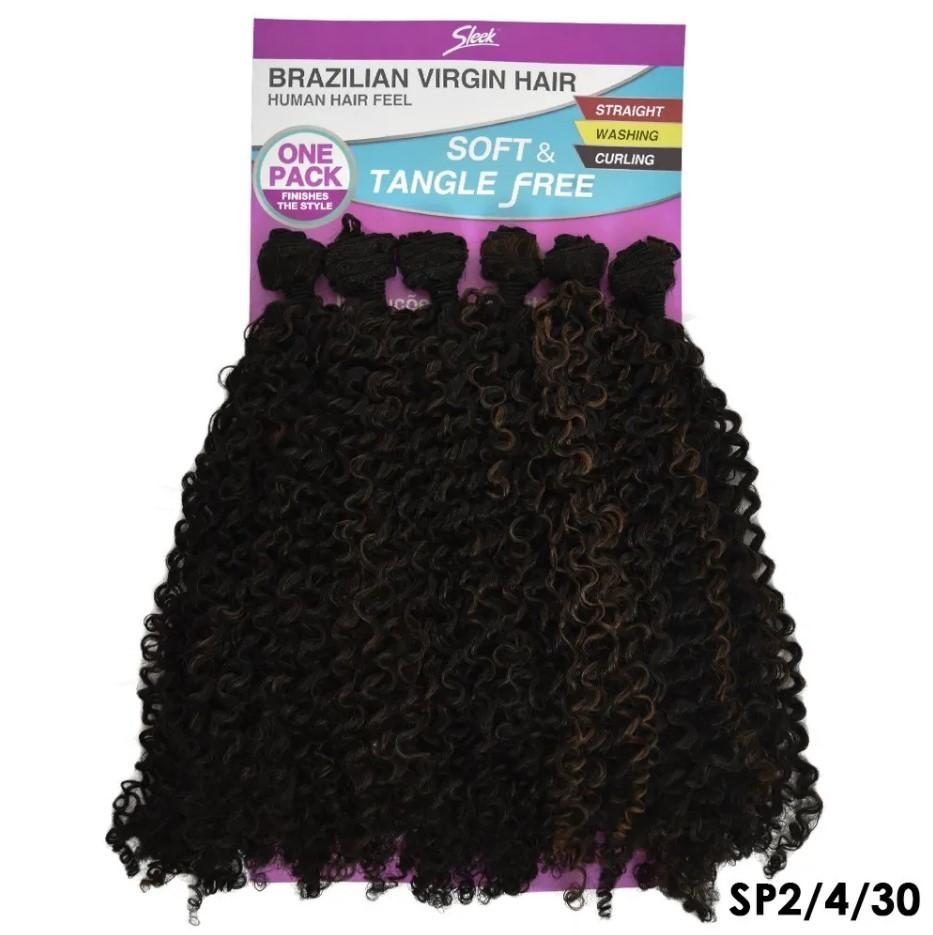 Cabelo Orgânico Greta - Sleek - Brazilian Virgin Hair