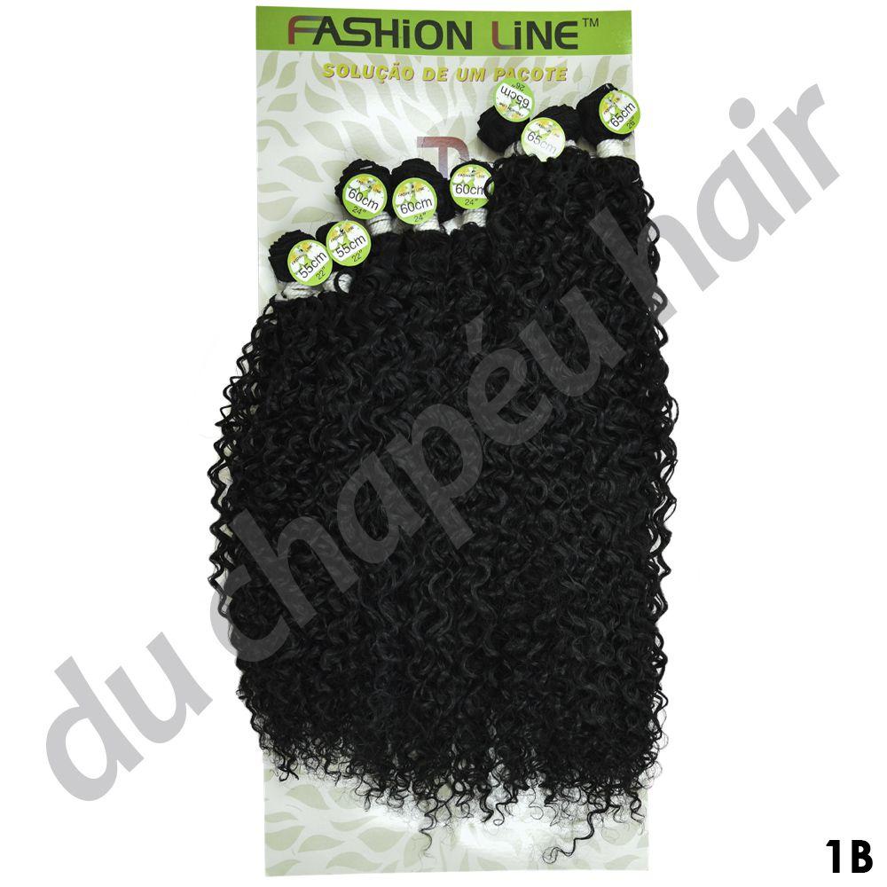 Cabelo Orgânico Rainha - Fashion Line
