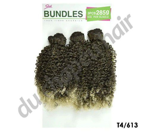 Cabelo orgânico - Sleek Bundle Goivo