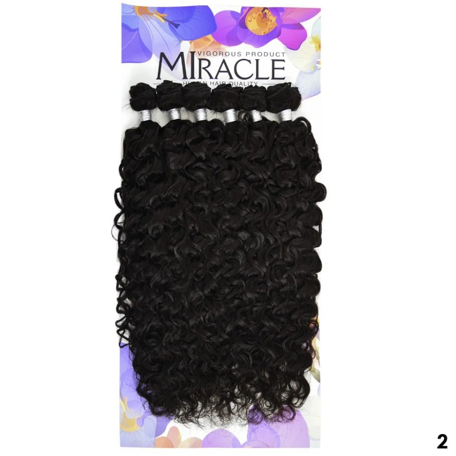 Cabelo Orgânico - Sleek Miracle Ina