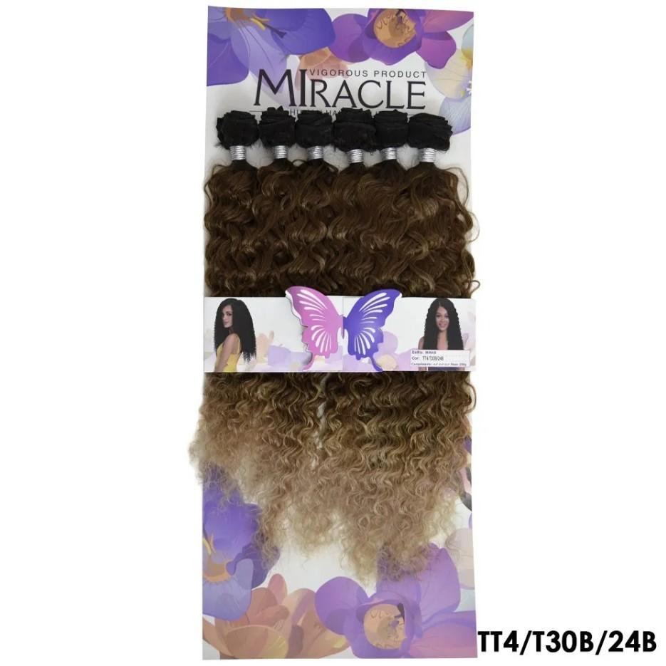 Cabelo Orgânico Sleek Miracle Minas