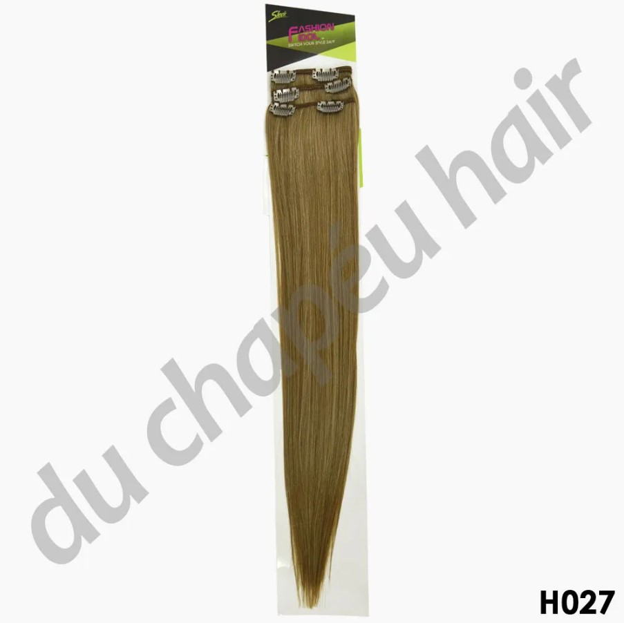 Cabelo orgânico - sleek - Mulher Doce (H027)