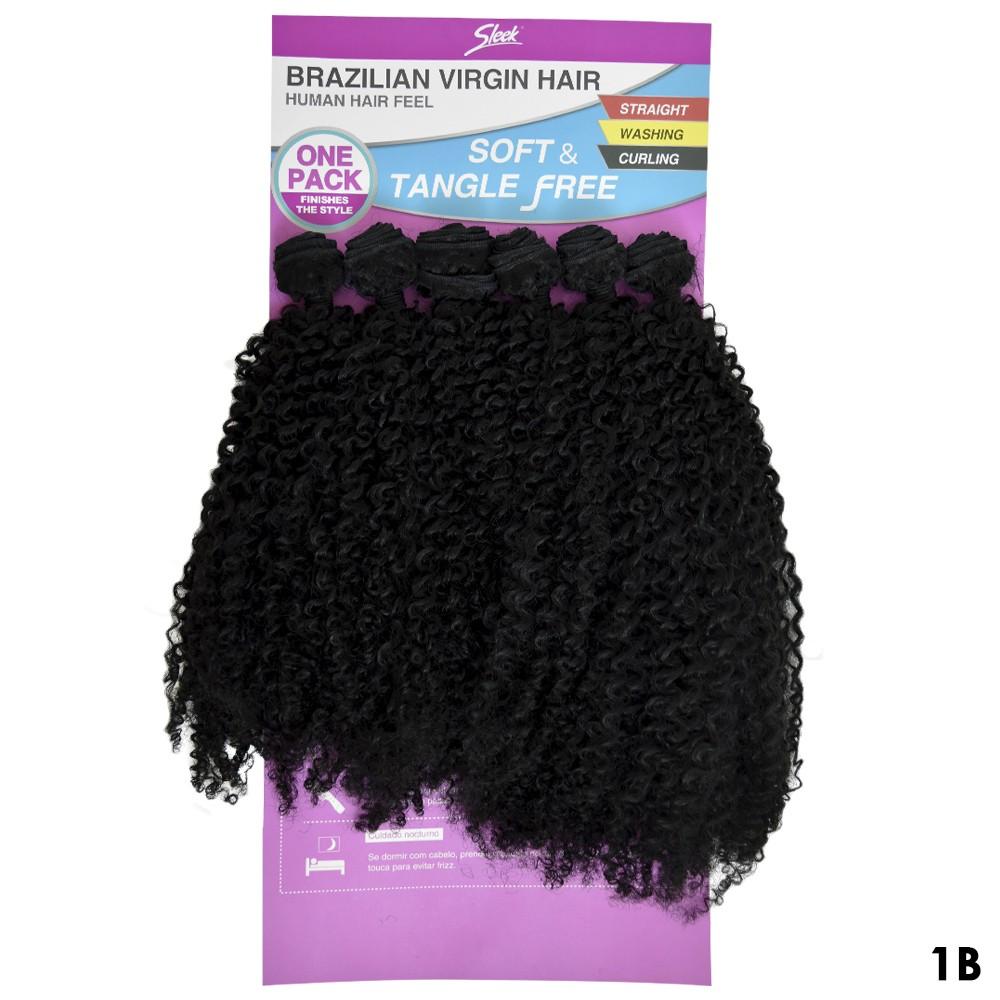 Cabelo Orgânico Tina - Sleek - Brazilian Virgin Hair