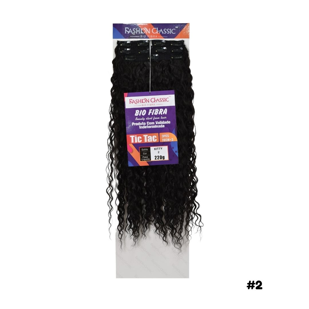 Cabelo Tic Tac Kitty - Beauty Hair - Fashion Classic