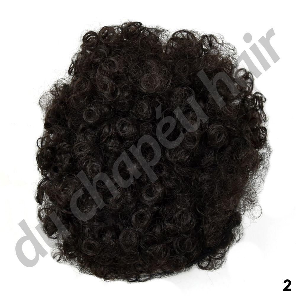 Coque Afro Puff  Micro Cachos