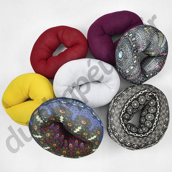 Enchimento Afro cores variadas