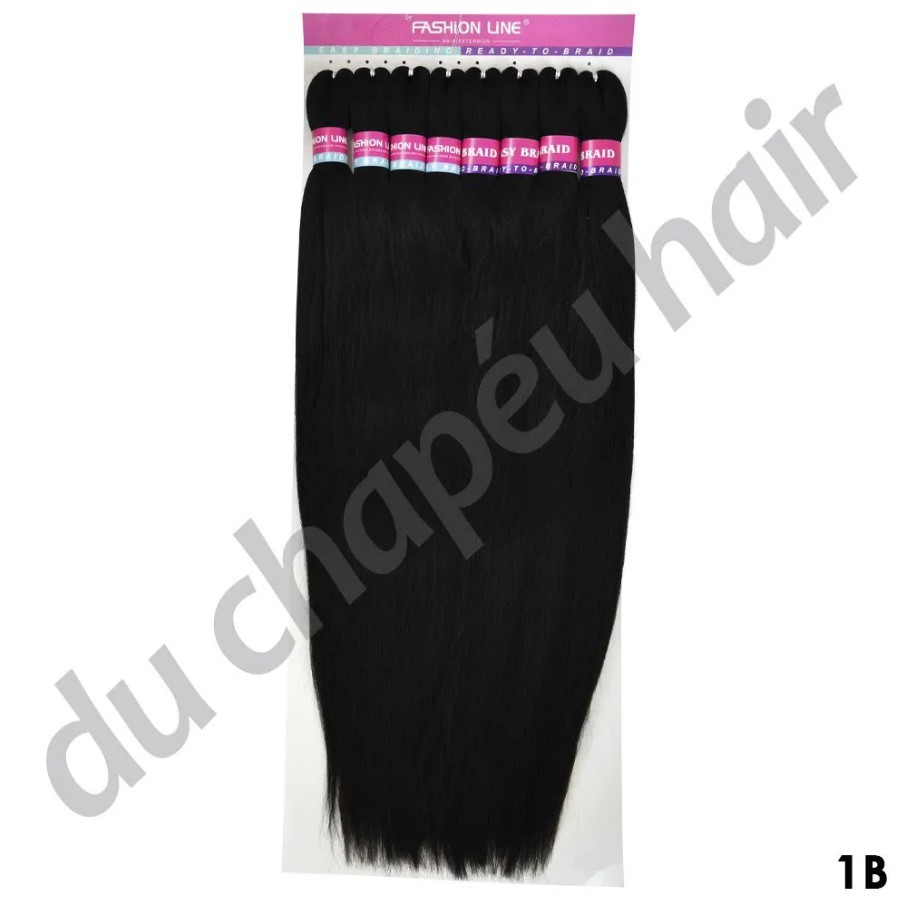 Kanekalon Jumbo Fashion Line Easy Braids