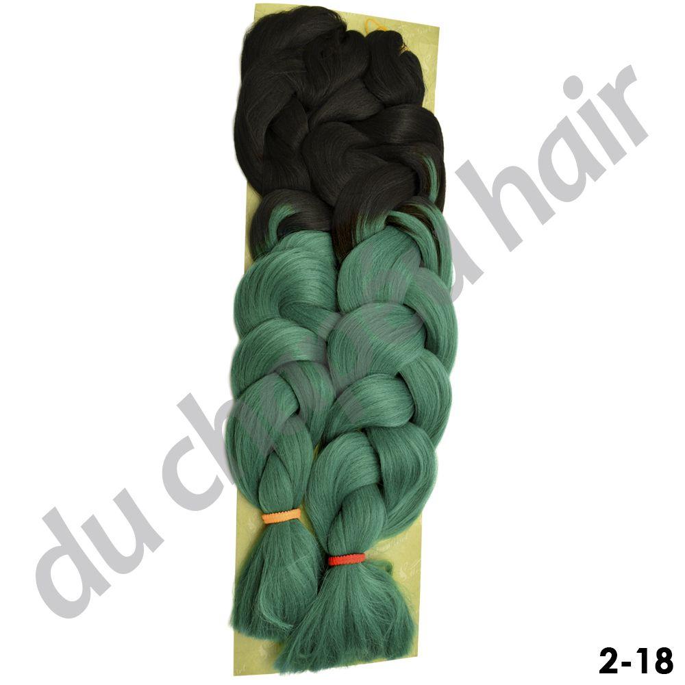 Jumbo Orgânico Ombre Hair 360g - Modern Girl