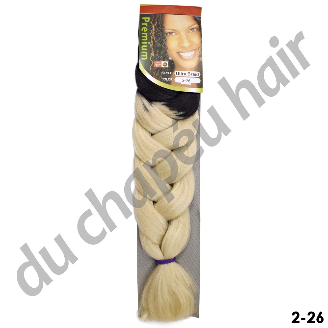 JUMBO ULTRA BRAID 165G HAIR WORLD