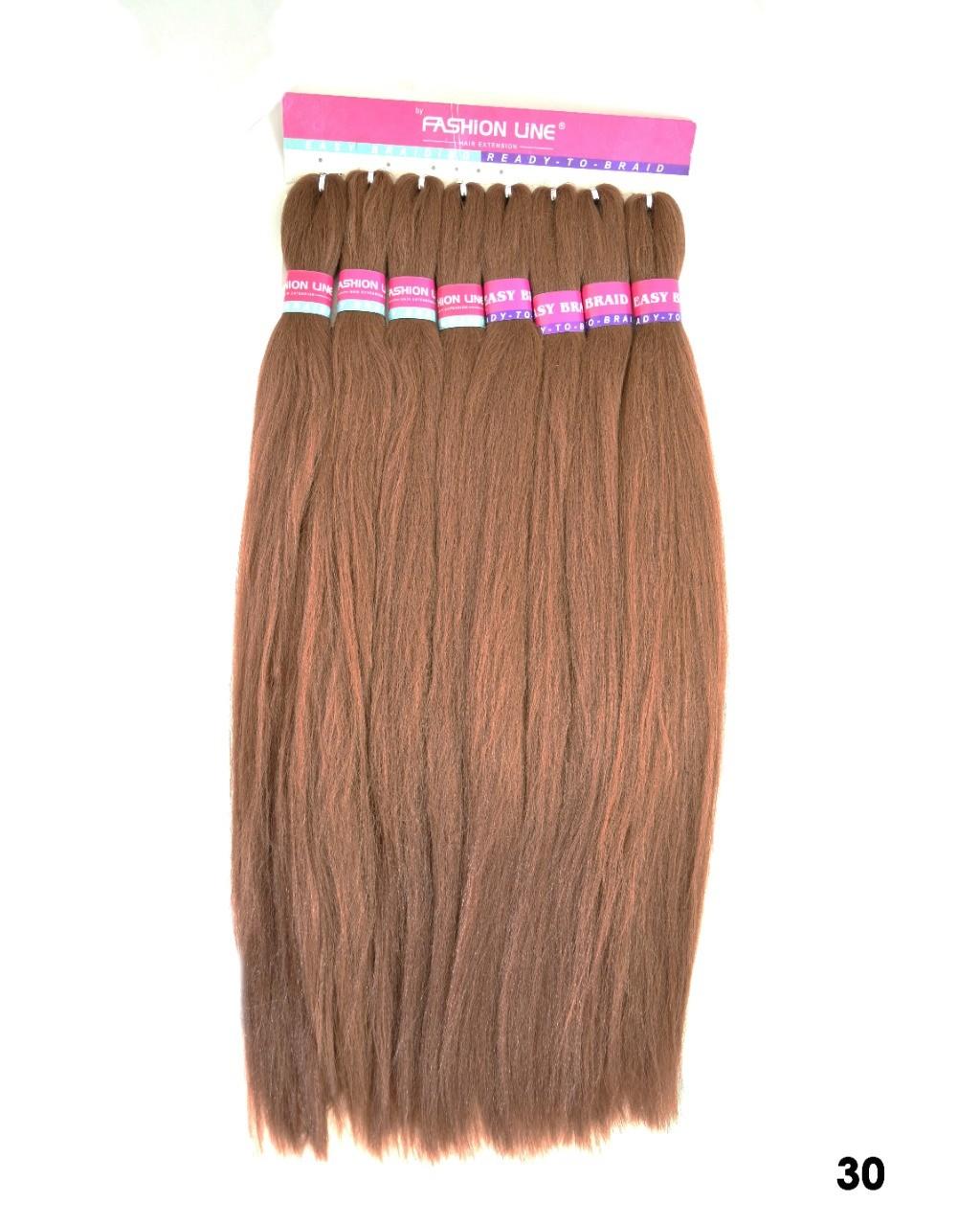 Kanekalon Jumbo- Fashion Line Easy Braids