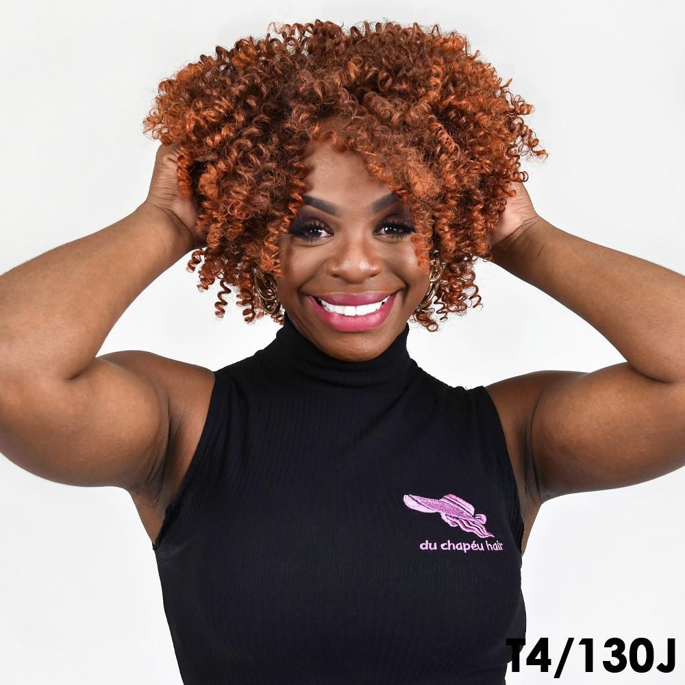 Wig Cacheada Tropical - Sleek