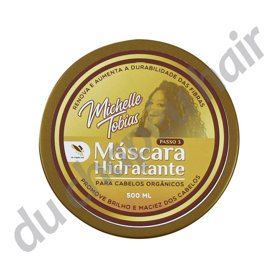 MASCARA PARA CABELOS ORGÂNICOS - 500ML