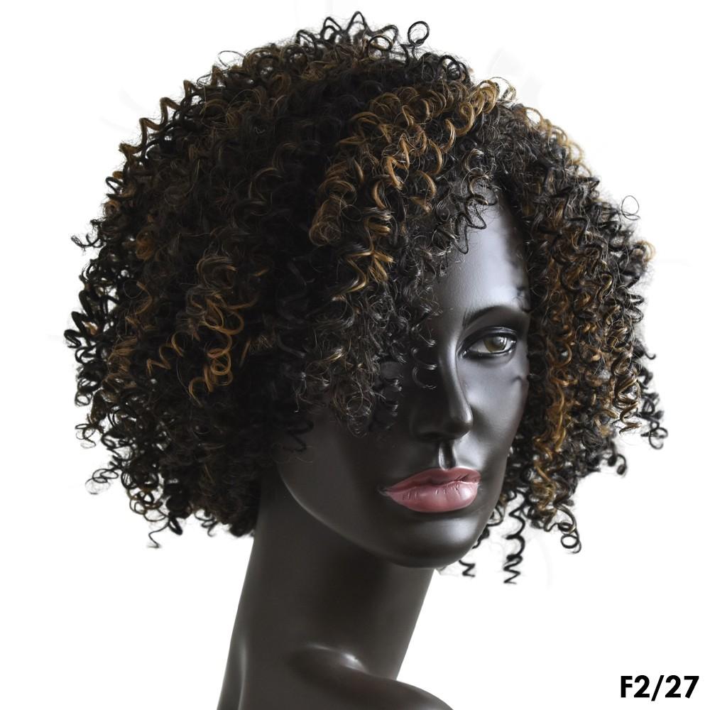 Peruca Wig Cacheada Amora - Sleek - True Me