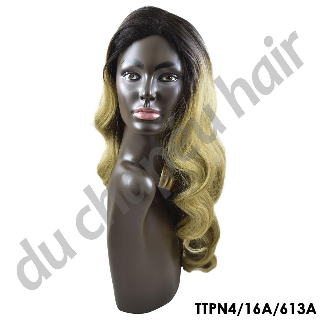 Front Lace Ondulada Bruna - Sleek - True Me