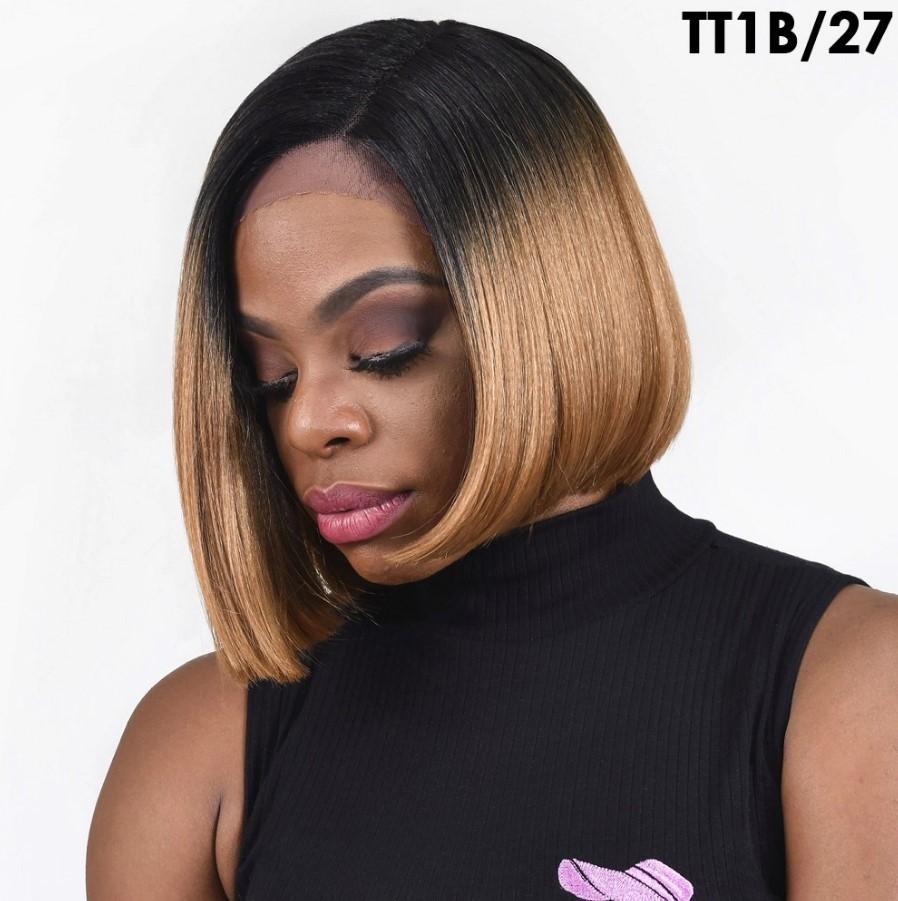 Peruca Sleek Front  Lace -Cecilia (COR TT1B/27)